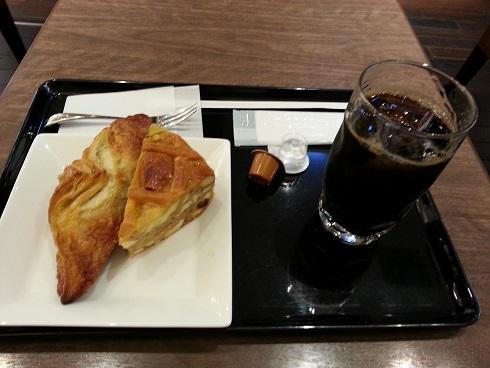 JR宝塚駅舎内 Cafe&Bakery  THIRD(サード)でモーニングしました