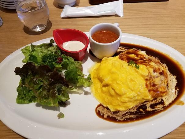 宝塚市の「むさしの森珈琲」関西初出店! ランチはおすすめ!