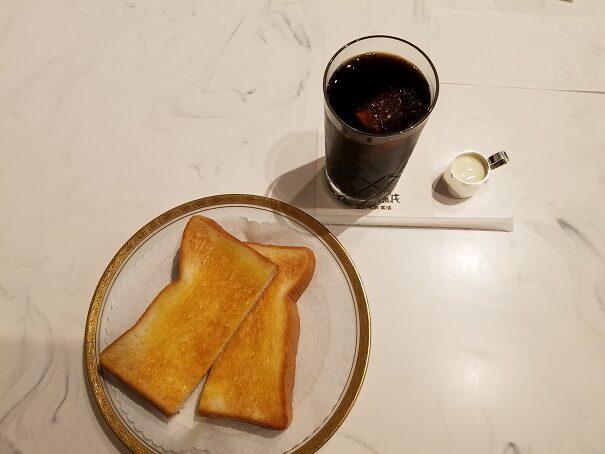 伊丹空港の丸福珈琲店を初体験!