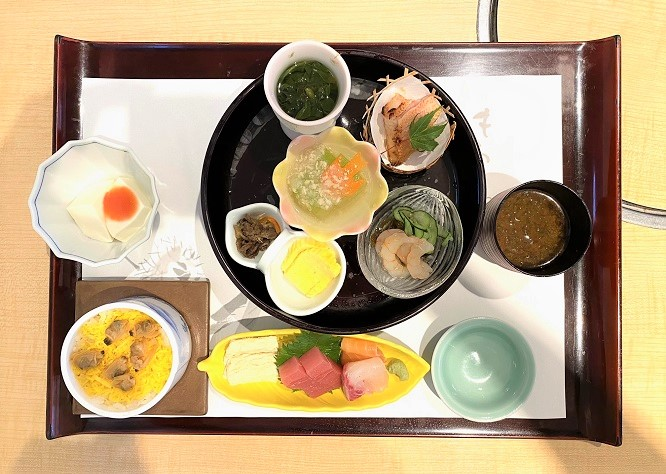 ロマンチック街道沿い、和食がんこ豊中店で贅沢おすすめランチ!