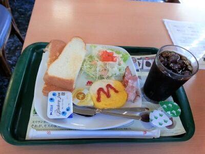 モスバーガー阪急伊丹店でモーニングはいかがですか。