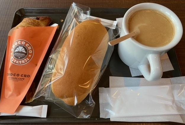 サンマルクカフェ 豊中ロマンチック街道店にて7時よりモーニングはおすすめ